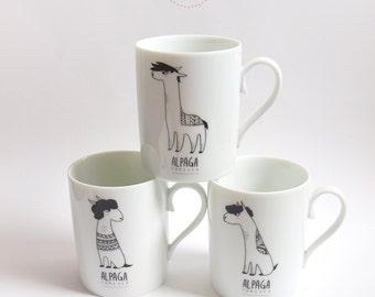"""Mug """"Alpaca"""""""