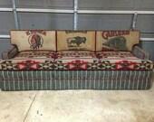BALANCE Invoice on custom sofa for Pauleen