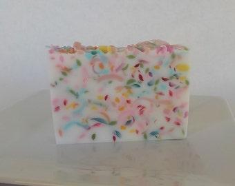 SOAP - Fruit Loops Glycerin Soap