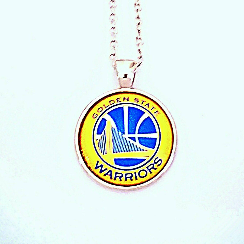 golden state warriors necklace warriors gear golden by