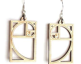 Golden Ratio Earrings