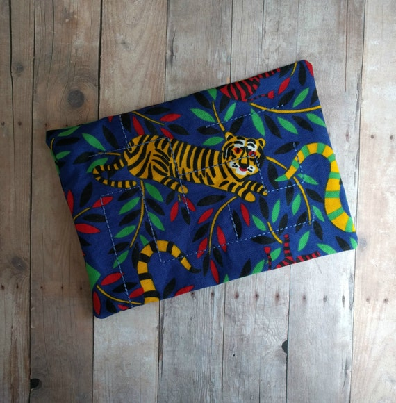 Items similar to marble maze game jungle animal print for Childrens jungle print fabric
