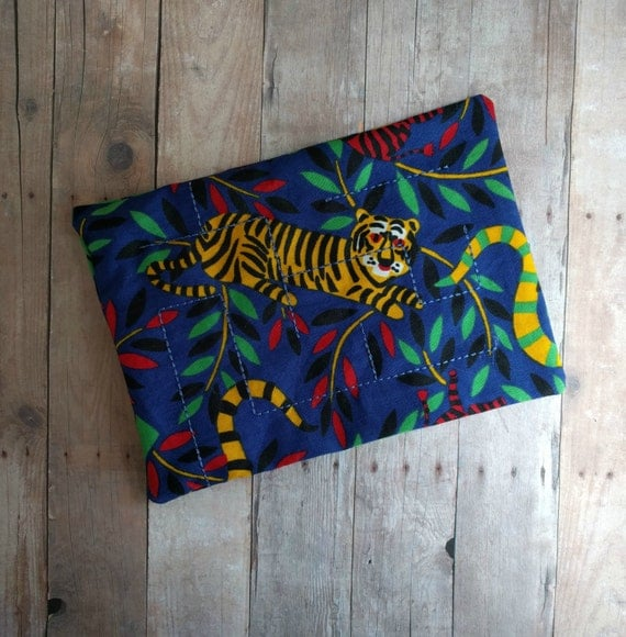 Items similar to marble maze game jungle animal print for Kids jungle fabric