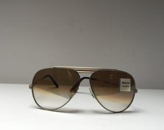1970's UVEX FILTRAL vintage aviator sunglasses