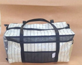 Laminate Sail Cloth Duffel Bag