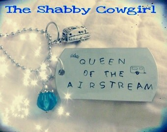 Queen of the Airstream Necklace