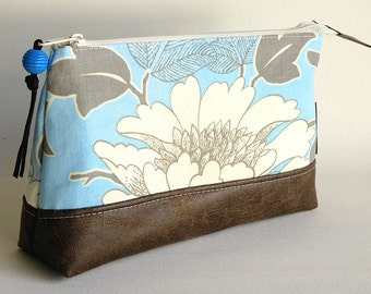 Make-up bag, make-up bag retro, vegan