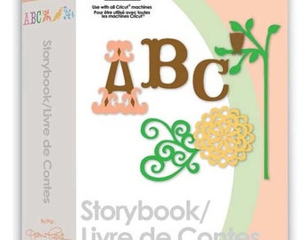 Storybook, NEW Cricut Cartridge