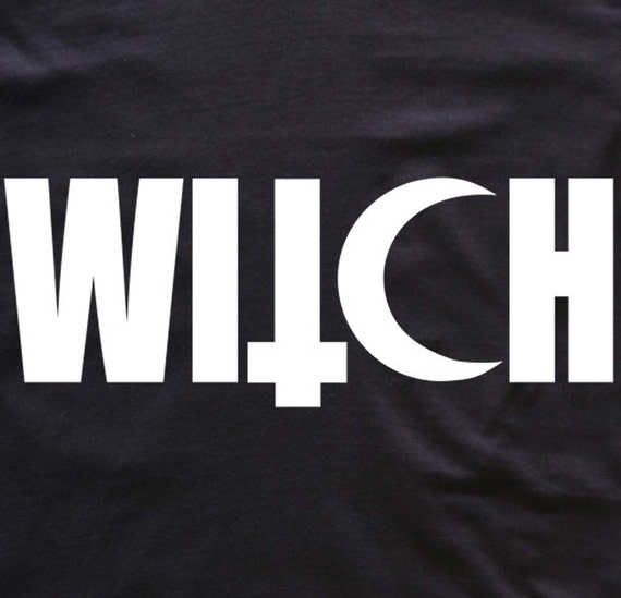 Witch Satan Moon - T-Shirts / Dress/ Tops