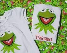 Kermit the frog tshirt