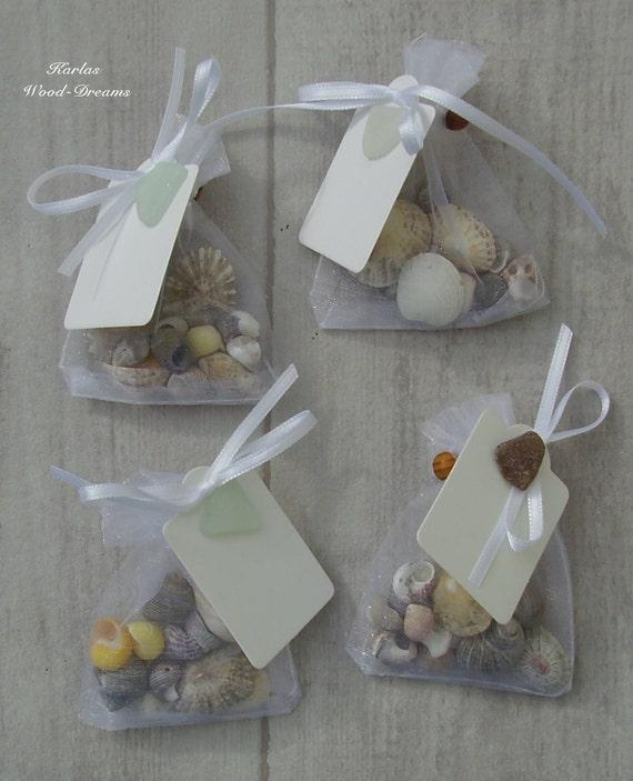 Wedding Gift Bags Ireland : gifts white, wedding gift bag, beach wedding, Irish seaglass, wedding ...
