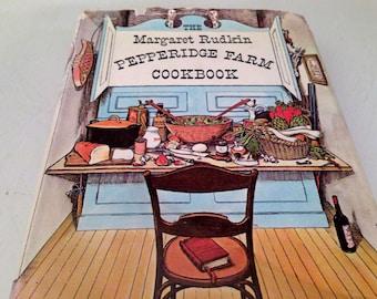 The Margaret Rudkin Pepperidge Farm Cookbook -1st Edition 1963
