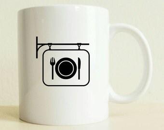 Logo Mug | Coffee Mug Customer Appreciation | Employee Gift | Custom Mug | Business Promotion | Family Reunion | Office Party | Seminars