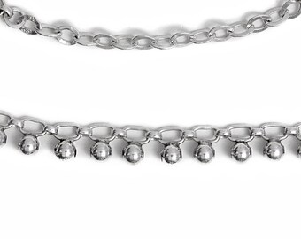 Necklace Peas Sterling Silver Chain Jewelry for her and Wedding Engagement
