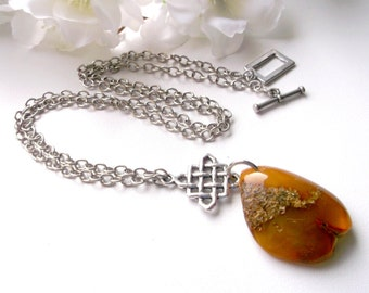 Baltic Amber Pendant Genuine Amber Jerelry Amber Pendant Jewelry Amber Gift Amber Jewelry Gift For Women For Wife For Girlfriend Foe Her
