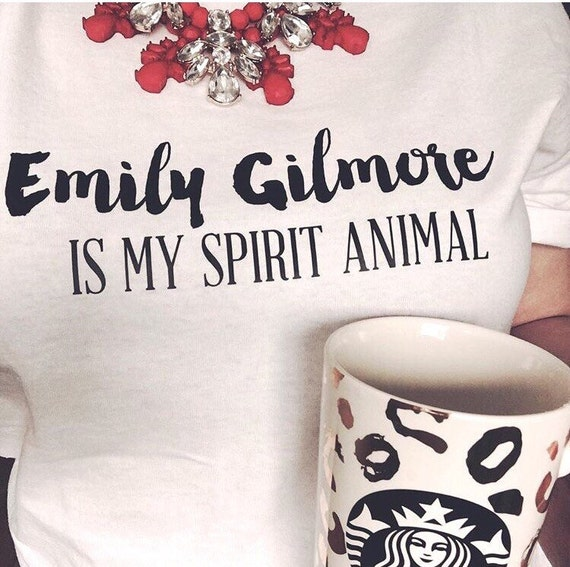 Emily Gilmore is my Spirit Animal Tee