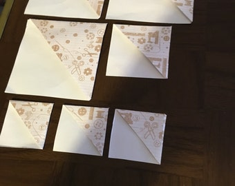 Crafty Sewing Corner Bookmarks