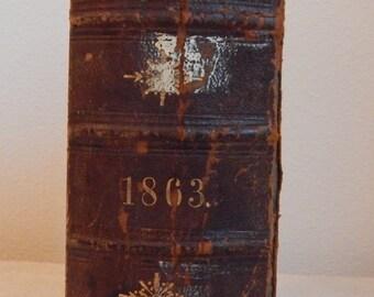 Godey's Lady's Book 1863, GODEY, 1863