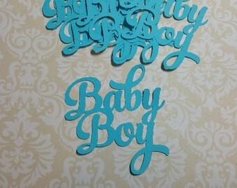 Die Cut Baby Boy.  #MO-30