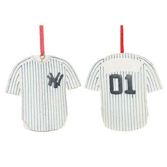 Personalized NY Yankees Christmas Ornament / by AdornamentsNY