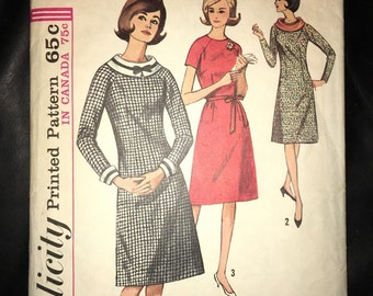 Simplicity sewing pattern #5699