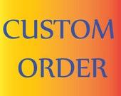 Custom order for dgjackson
