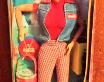 Coca Cola Picnic Barbie