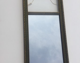 Vintage Frame and Mirror