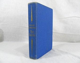 The Rabbi by Noah Gordon 1965 First Edition Hardover Fiction : Religion Christian/Jewish Romance Love Drama