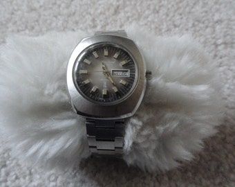 Vintage Swiss Made Lucien Piccard Automatic Ladies Watch