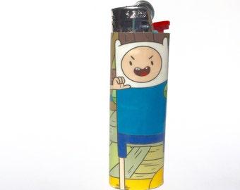 Adventure Time Finn and Jake Comic Book Lighter