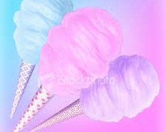 Cotton Candy Premium Fragrance Oil  Available In Several Sizes