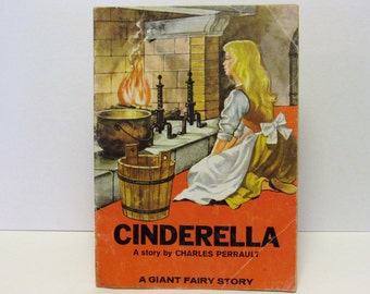 Cinderella, A Giant Fairy Story