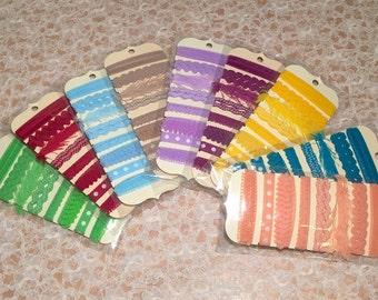 Colorful Trim Set (1 pack)