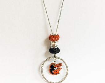 Orioles Necklace