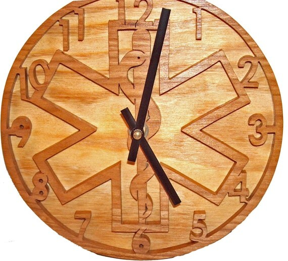 Decorative Wall Clocks For Home Office : Emt wooden wall clock unique decorative by