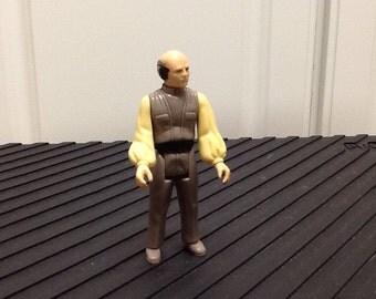 Star Wars Vintage Lobot (Lando's Aid) Action Figure, 1980, Empire Strikes Back