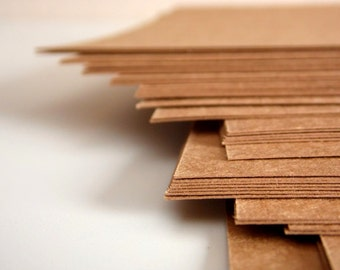 DIN A6 power paper | 250 g / m2 | 25 sheets