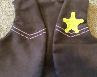 Sheriff Callie Vest