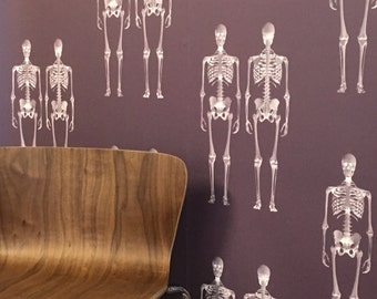 Dem Bones Wallpaper