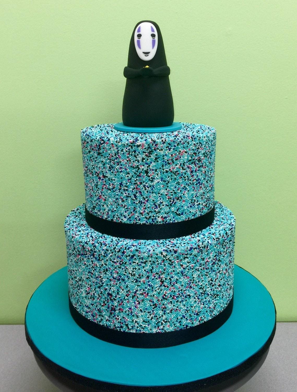 Anime fondant cake topper 3d edible cake topper anime zoom gamestrikefo Choice Image