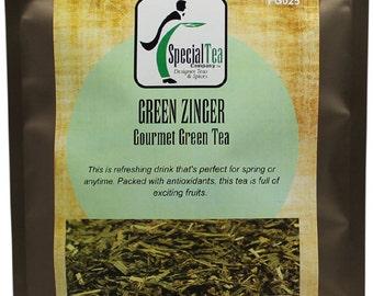 Green Zinger Green Tea - 20 Tea Bags