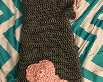 12 month Heart Dress
