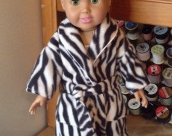 Robes for your American Girl