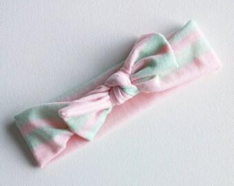 Strawberry Mint Headband