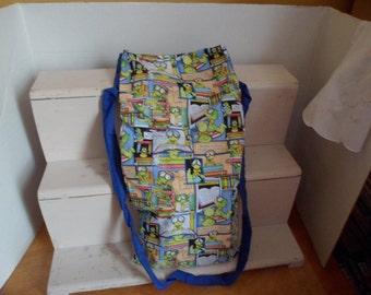 Book Worm Handbag