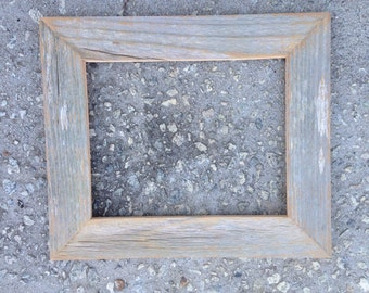8.5x11 Barn Wood Picture Frames