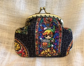 Zelda coin purse