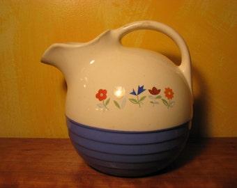 Vintage Universal Potteries Pitcher