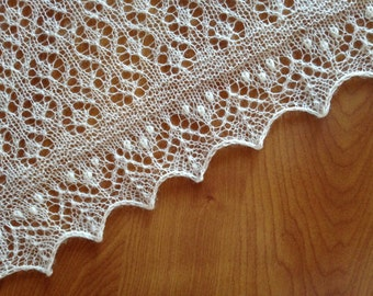 haapsalu estonian shawl